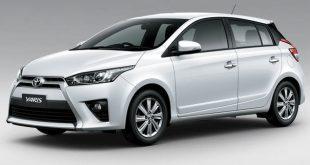 Diện mạo của Toyota Yaris 2018 .
