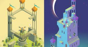 Monument Valley 1 và 2 - Game giải đố, đồ hoạ siêu nghệ thuật
