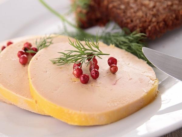 Món ăn gan ngỗng béo của Pháp