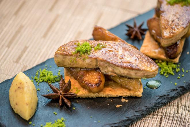 Món ăn đặc sản của Pháp