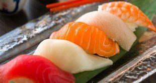 Sushi là món ăn ngon hàng đầu của Nhật Bản