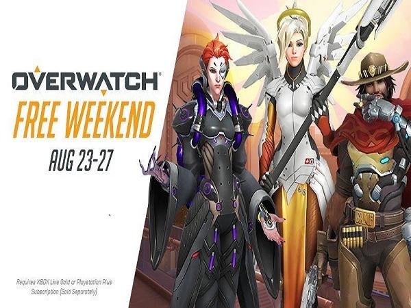 Overwatch mở cửa miễn phí