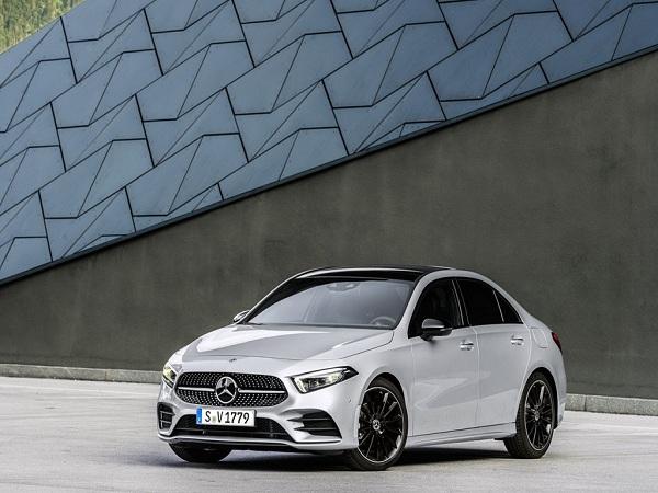 Mercedes A-Class 2019