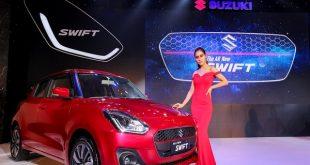 Suzuki Swift thế hệ mới