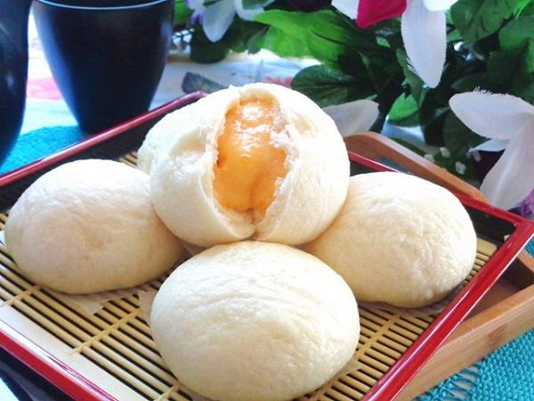 Cách làm bánh bao kim sa ngon hiện nay