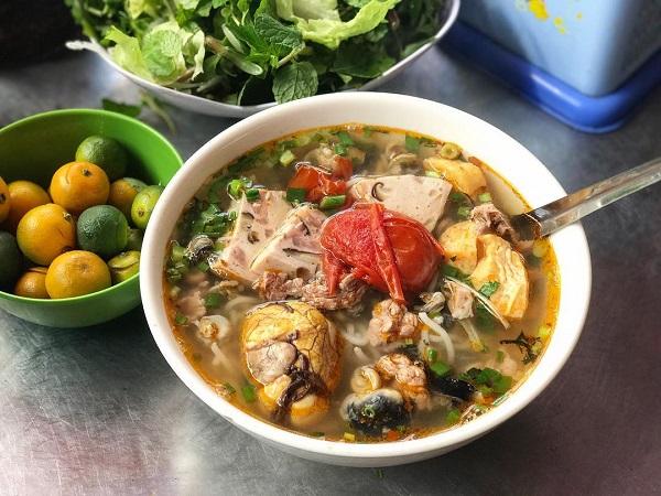 Những địa điểm ăn bún ốc Hà Nội ngon nhất