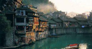 Lịch sử hình thành nên Phượng Hoàng cổ trấn
