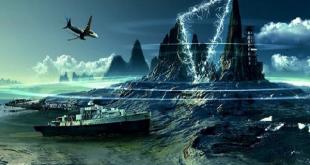 Vị trí tam giác quỷ Bermuda