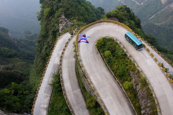 Những trải nghiệm hấp dẫn ở Thiên Môn Sơn