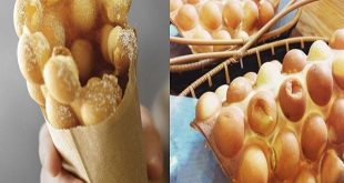 Cách làm món bánh trứng gà non HongKong