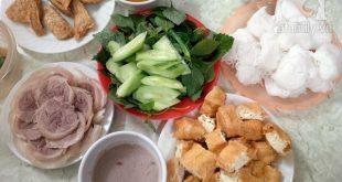 Những địa điểm ăn bún đậu mắm tôm Hà Nội ngon nhất