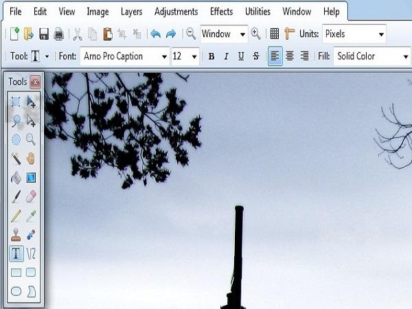 phần mềm vẽ trên máy tính