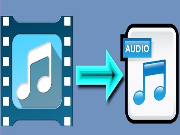 tách nhạc từ video