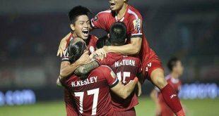 TP. Hồ Chí Minh duy trì ngôi đầu bảng tại V-League 2019