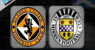 Nhận định Dundee Utd vs St Mirren, 1h45 ngày 24/05
