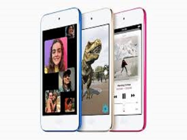 Apple tung iPod Touch
