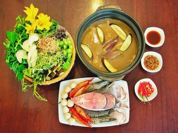 Những quán lẩu mắm miền Tây ngon ở Hà Nội
