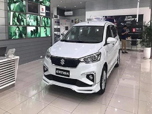 mẫu xe mới