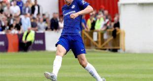 Mason Mount ký hợp đồng 5 năm với Chelsea