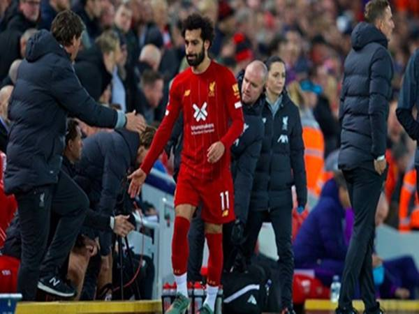 Nguy cơ lỡ đại chiến Man City khi Salah bị thương