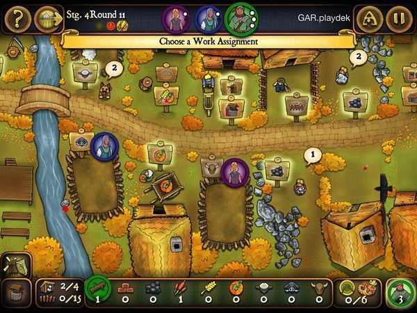 Game chiến thuật Agricola