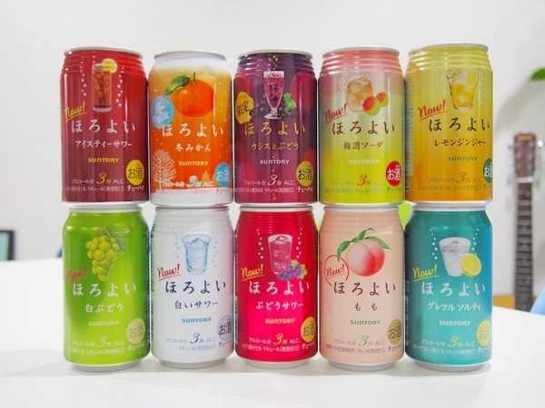 Có nên chọn mua rượu hoa quả Nhật Bản không?