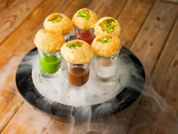 Pani Puri - Món ăn nhẹ khi đi du lịch Ấn Độ
