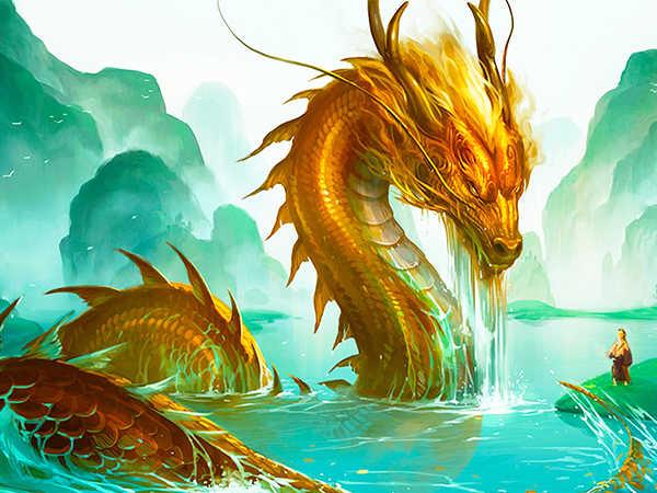 Nằm mơ thấy rồng là điềm gì, đánh con lô nào khả năng trúng lớn?