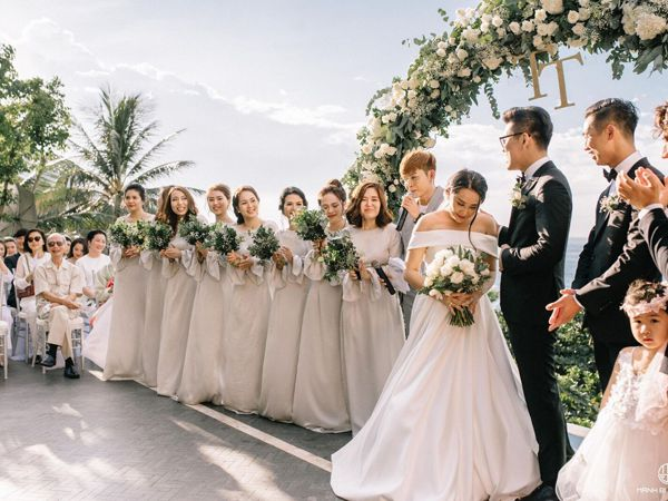 Mơ thấy đám cưới là điềm gì, con số nào may mắn nhất?