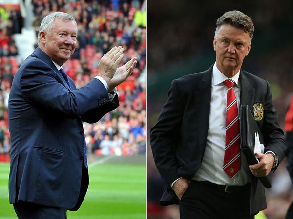 Bóng đá Anh 26/5: Huyền thoại MU chỉ ra sự khác biệt giữa Sir Alex và Van Gaal