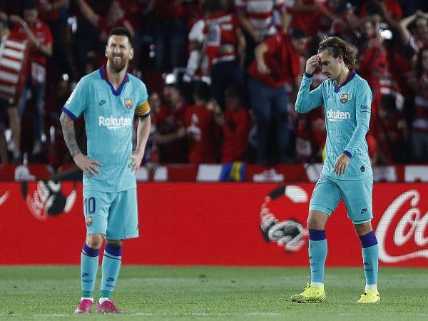 MU ra tay giải cứu Griezmann khỏi Barca