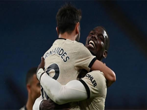 Pogba thuộc top 3 ngôi sao được trả lương cao nhất M.U