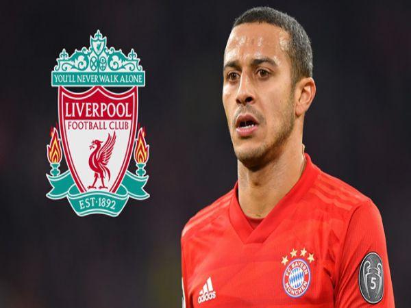 Liverpool chưa hề hỏi mua Thiago Alcantara