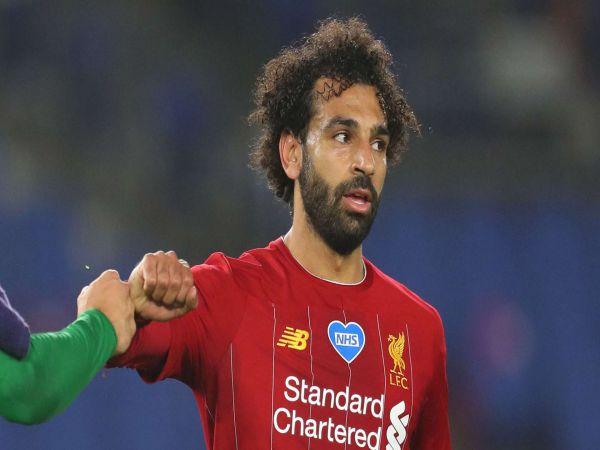 Salah bỏ ngỏ tương lai tại Liverpool sau chức vô địch