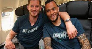 Bóng đá Anh 28/7: Jan Vertonghen và Michel Vorm rời Tottenham