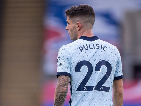Bóng đá Anh 31/7: Pulisic báo tin vui choChelseatrước trận chung kết FA Cup