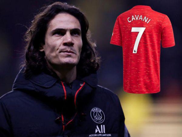 Bóng đá Anh 10/10: Khoác số áo đen đủi ở Man Utd, Cavani nói gì