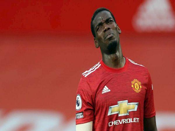 Bóng đá Anh chiều 10/11: Pogba không thể hạnh phúc ở MU