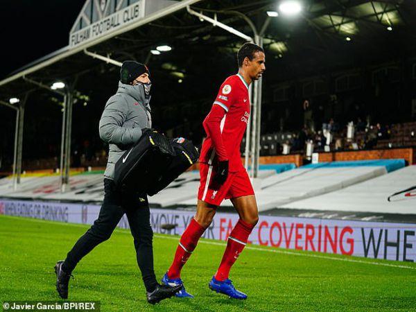 Bóng đá Anh 14/12: Liverpool lại mất thêm trung vệ vì chấn thương