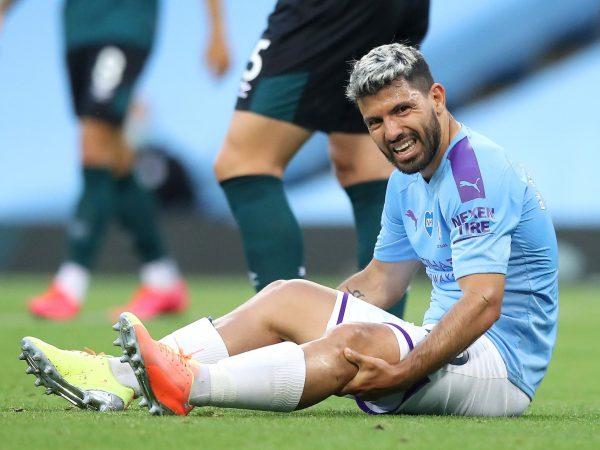 Bóng đá Anh 9/12: Aguero bình phục chấn thương