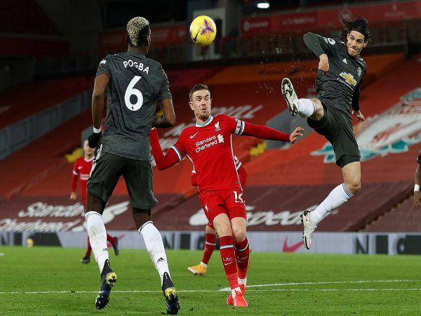 Bóng đá Anh chiều 18/1: MU và Liverpool cầm chân nhau trong trận hòa