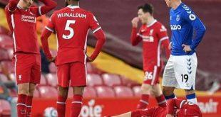 Bóng đá Anh 27/2: Cựu cầu thủ Anh nhận địnhLiverpoolkhó lọt vào top 4
