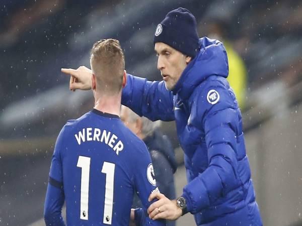 Bóng đá Anh 12/3: Timo Werner muốn rời Chelsea